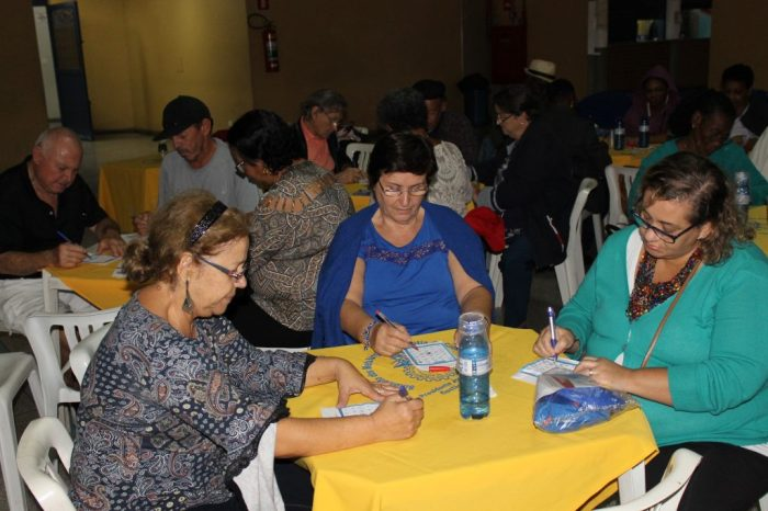 Grupo Viva Melhor realiza 3º Bingo Beneficente