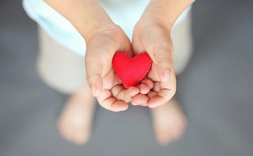 gesto de amor