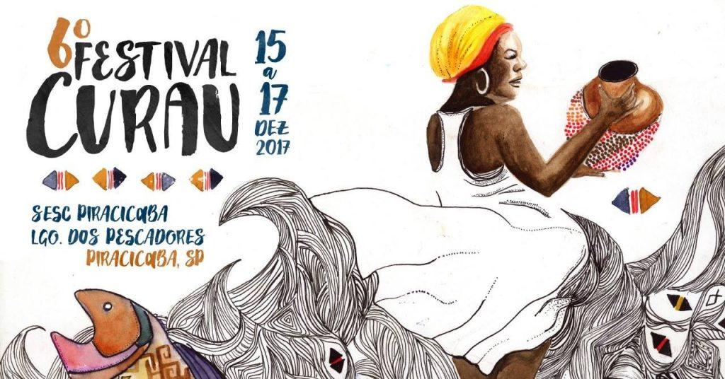 6º Festival CURAU acontece de 15 a 17 de dezembro