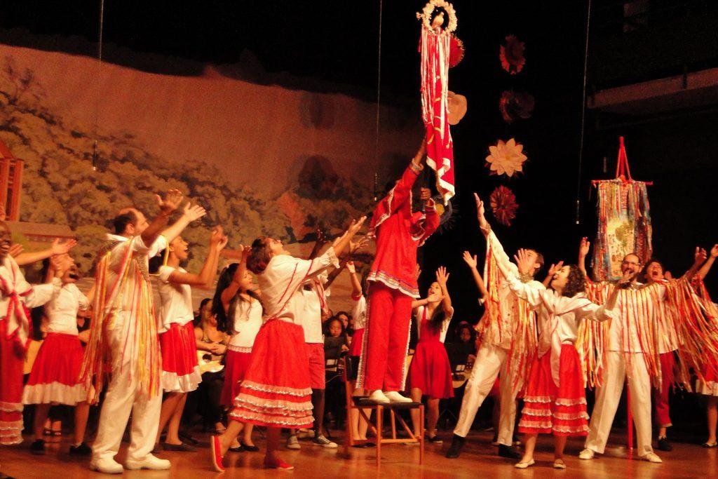 Nossa Memória na Dança no Teatro do Engenho