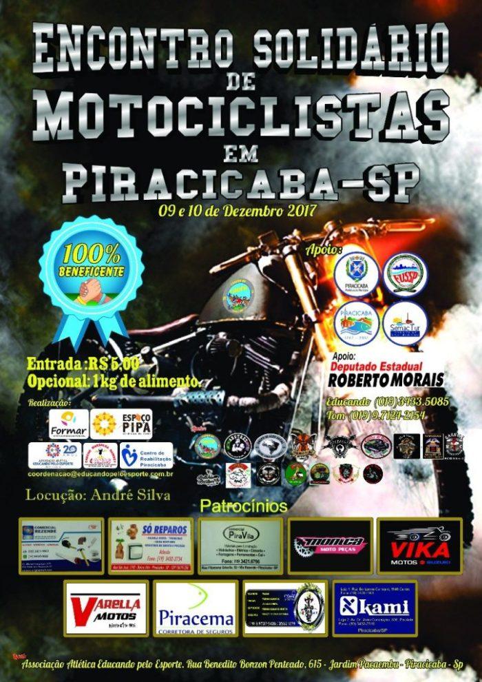 Encontro de Motociclistas Piracicaba