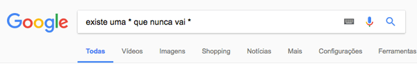 google-wildcard