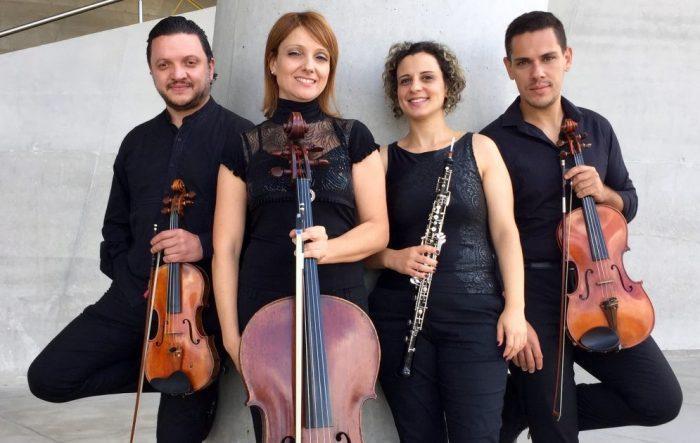 Quarteto Françaix 2 – Foto Fernanda Kremer