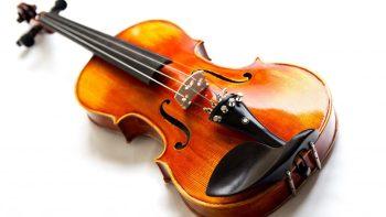 Olênio Veiga, mestre do violino