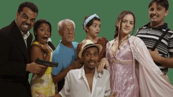 """""""O Malandro, a Donzela e a Fera"""" é apresentado no ECA Guarantã"""