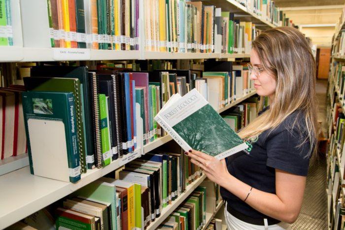 Acervo de Livros do IPEF