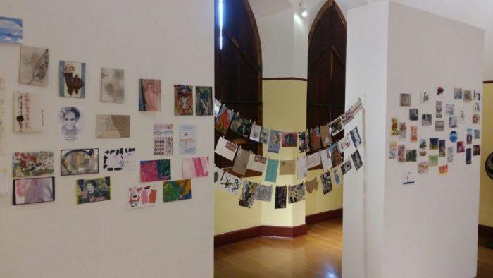 Mostra reúne cartões postais de diversos países no Museu Prudente de Moraes