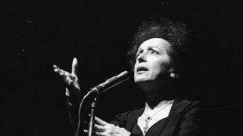 Edith Piaf: hinos ao amor