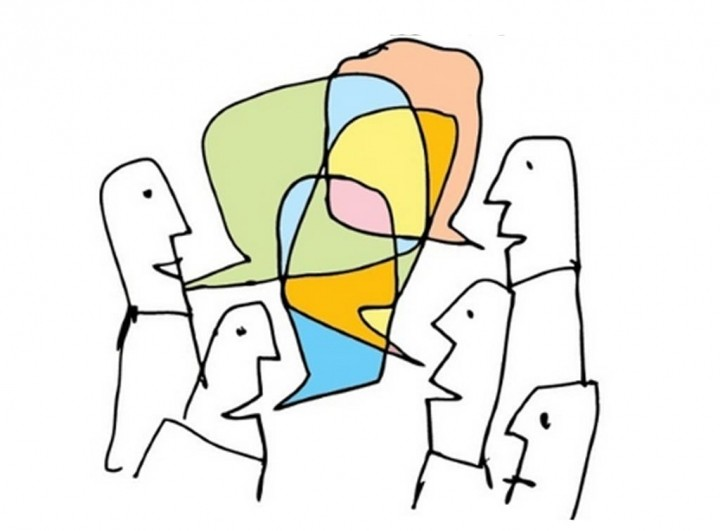 Oficina Comunicação não violenta: expressões e atividades