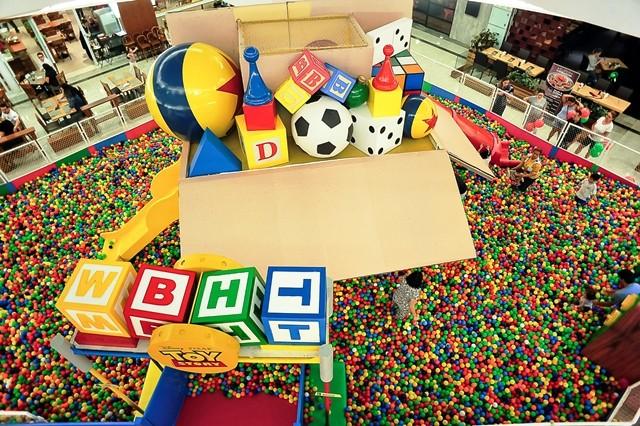 Imagem ilustrativa – Atração de Toy Story chega ao Shopping Piracicaba