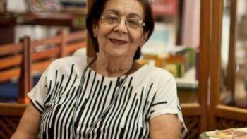 Beth Elias é homenageada no projeto Trajetórias