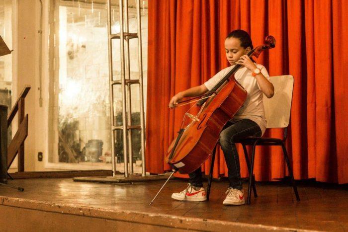 Recital terá apresentação de alunos do Projeto Jovens Músicos