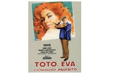 Sesc exibe Totó, Eva e o pincel proibido