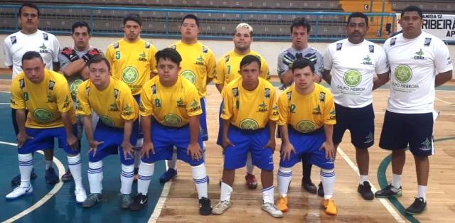 Seleção Brasileira de Futsal Down