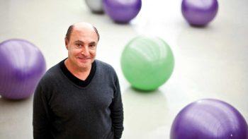 Ivaldo Bertazzo ministra workshop e lança livro no Sesc
