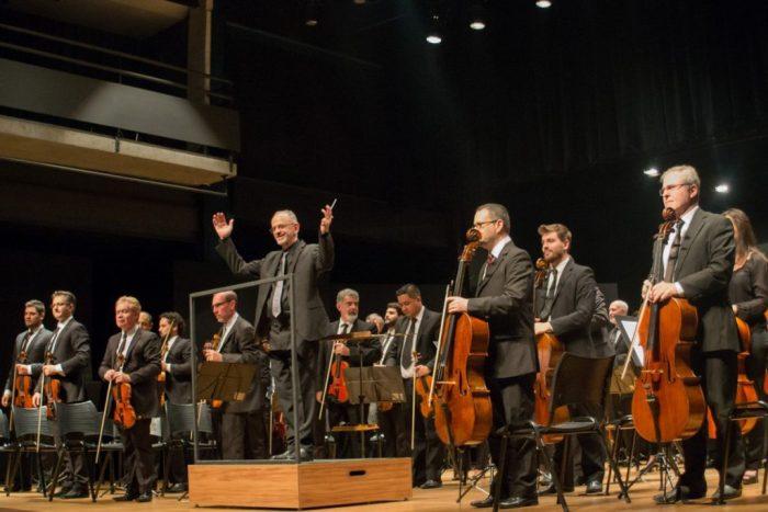 Concertos têm entrada gratuita – foto Rodrigo Alves