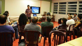 Oficina gratuita ensina estratégias para realização de entrevistas voltadas à internet