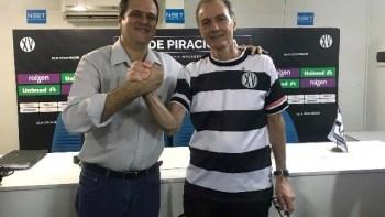 Arnaldo Bortoletto e Matheus Bonassi assumem a diretoria executiva do XV