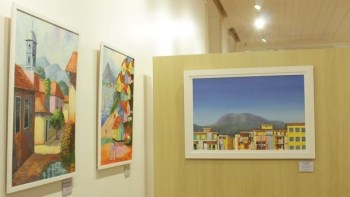 Três exposições em cartaz no CCMW