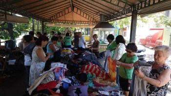 Viva Melhor promove primeiro bazar beneficente do ano