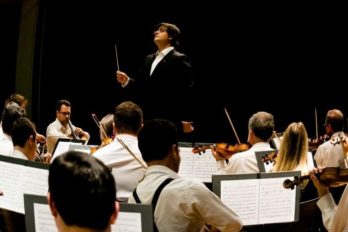 Concerto será apresentado no sábado em dois horários – foto Rodrigo Alves