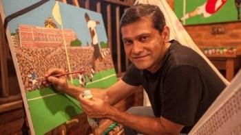 Exposição A Bola no Museu Prudente de Moraes