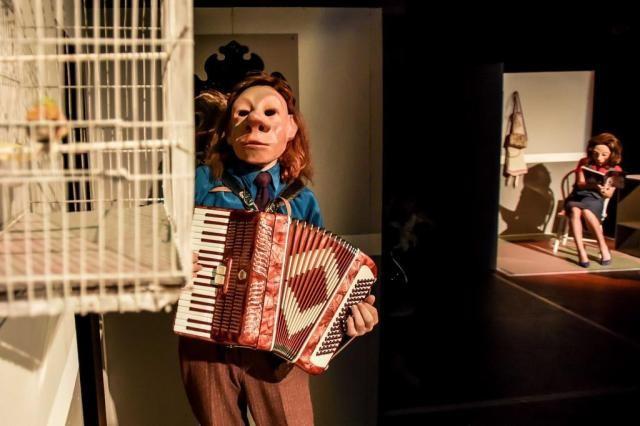 Teatro de bonecos é destaque no Sesi