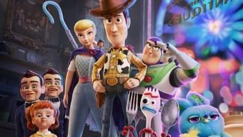 Toy Story 4 está em cartaz nos cinemas