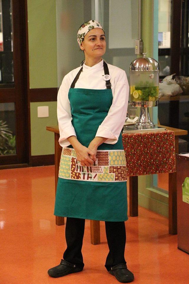 A educadora gastronômica Gabriela Brucoli ministrará as oficinas