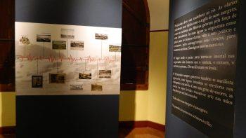 """""""Permaneço Rio: Eu fico, você fica, convivemos"""", no Museu Prudente de Moraes"""