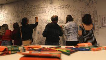 Entre Paredes: Cores de Piracicaba integra o projeto Rio das Artes