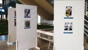 Salão de Humor leva caricaturas de Nelson Mandela ao Fórum