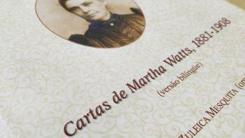Cartas de Martha Watts representadas nas artes