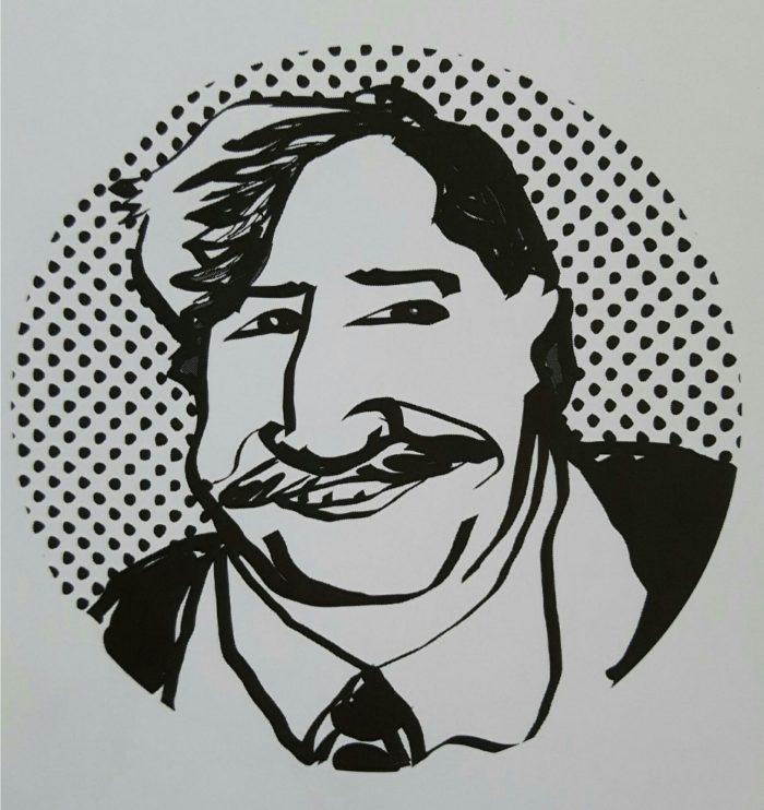 Fausto Longo retrato