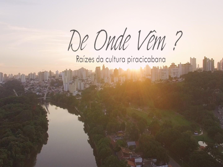 Documentário que aborda raízes culturais de Piracicaba será exibido na Unimep