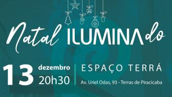 """""""Natal Iluminado"""": eventos e solidariedade"""