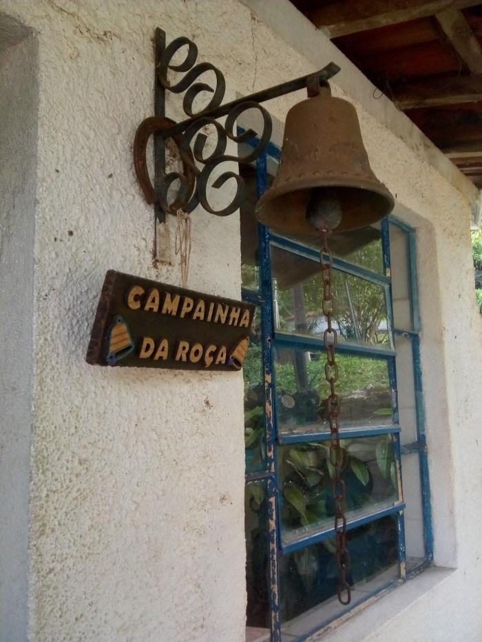 campainha – Cynthia da Rocha