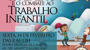 Seminário Justiça do Trabalho e o Combate ao Trabalho Infantil
