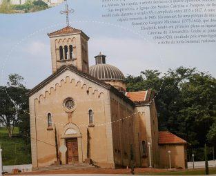Igreja de Monte Alegre, em Piracicaba.