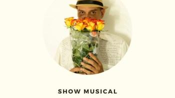 """""""Flores em vocês"""" – show musical no Ponto de Cultura Garapa"""