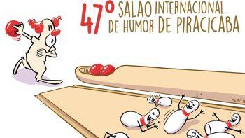 47º Salão Internacional de Humor: inscrições abertas