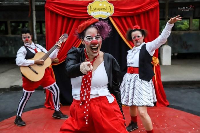Circo di SóLadies – Foto Ronald Mendes