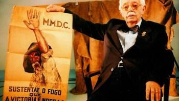 """""""A Guerra dos Paulistas"""": exibição e bate-papo de cinema"""