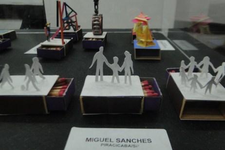 Trabalho exposto na edição de 2019. (foto: Flávia Silva Perez)