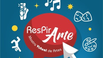 Mostra Virtual ResPirArte divulga lista de selecionados