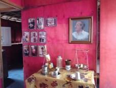 Cozinha do Barraco do Frei Sigrist. (foto: Prefeitura Municipal)