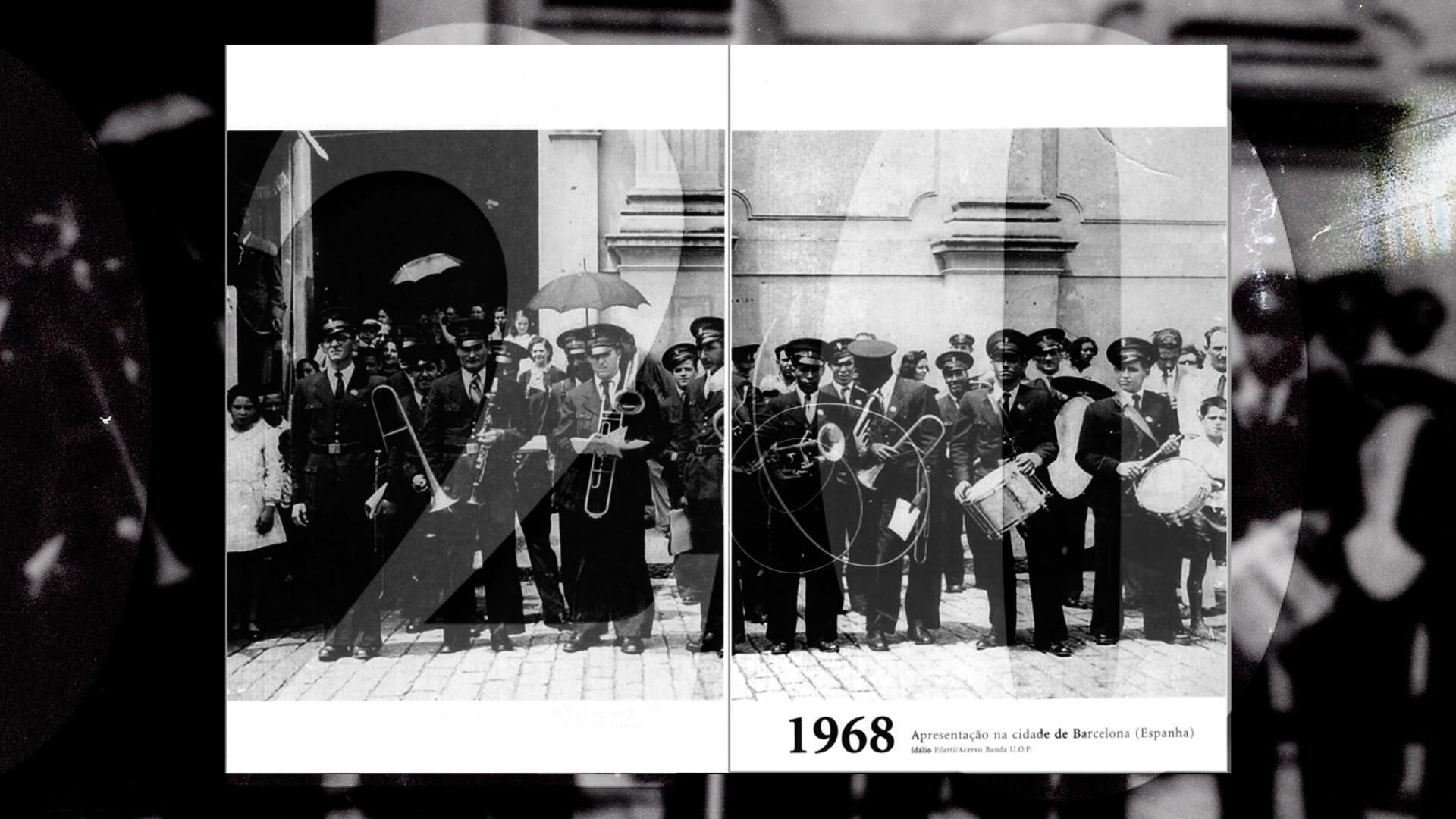 Sesc Piracicaba homenageia os 114 anos da Banda União Operária
