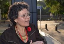 """A folclorista Roberta Lessa também é uma das entrevistas do projeto """"Riverbeirar"""".(foto: Rafael Bitencourt)"""