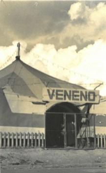 Circo do Veneno. (foto: acervo Cecílio Elias Netto)