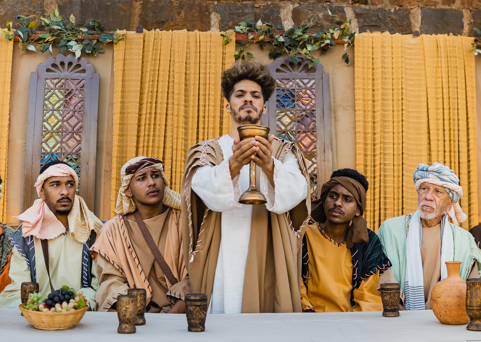 Paixão de Cristo de Piracicaba tem quatro apresentações online
